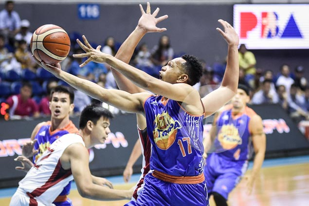 TNT making most of borrowed time with 'Gilas shoo-ins' Roger Pogoy, Jayson Castro