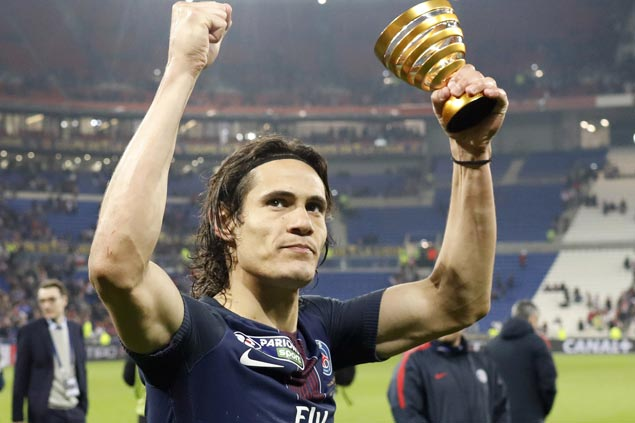 Paris Saint-Germain routs Monaco to bag League Cup, two away from treble glory