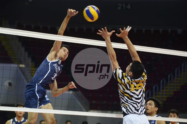 Also-ran Adamson scores shock three-set win, sends UST to a must-win situation against FEU
