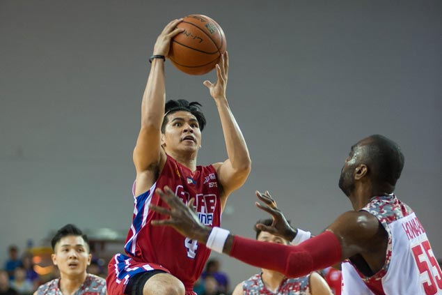 Kiefer Ravena in race against time to regain match fitness as Alab faces do-or-die game