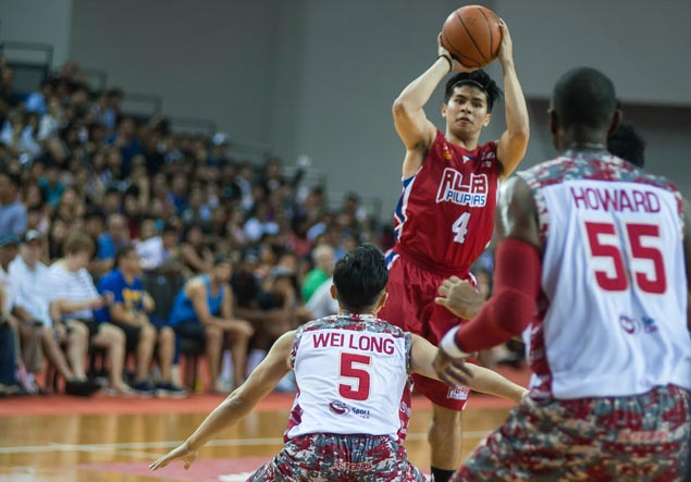 Kiefer Ravena's seamless entry an encouraging sign for Alab coach Mac Cuan