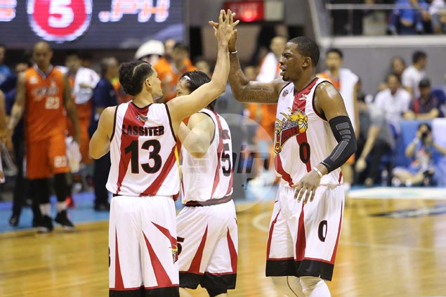 After solid debut, Charles Rhodes feels he has much more to offer for San Miguel