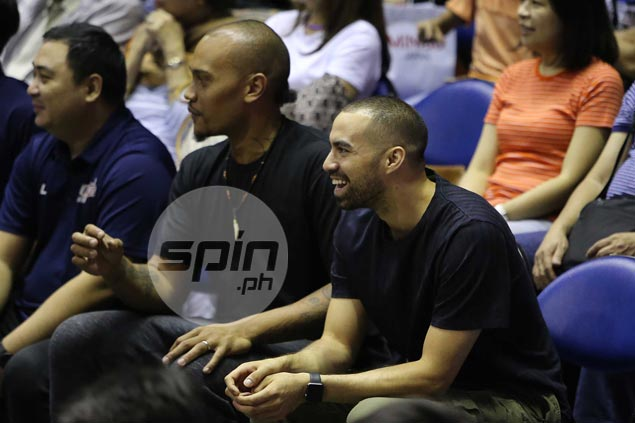 Chris Lutz has 'nothing but love for SMB,' but insists his heart now with Meralco