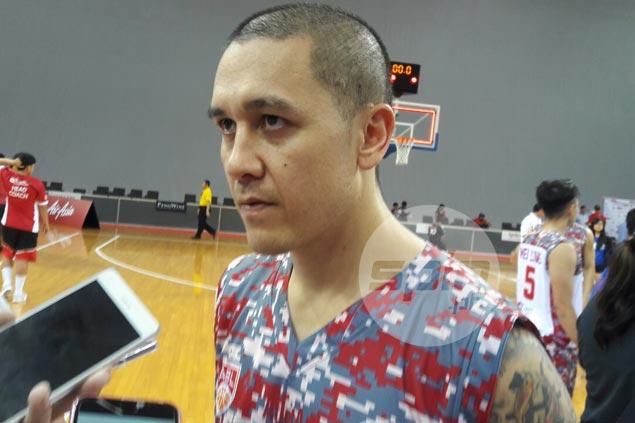 PBA journeyman guard Josh Urbiztondo starting to feel at home in Singapore