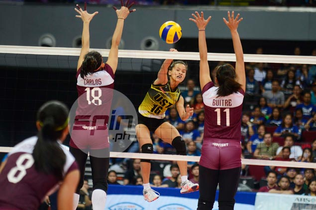 UST Tigresses play best game of season in win over UP, near Final Four spot