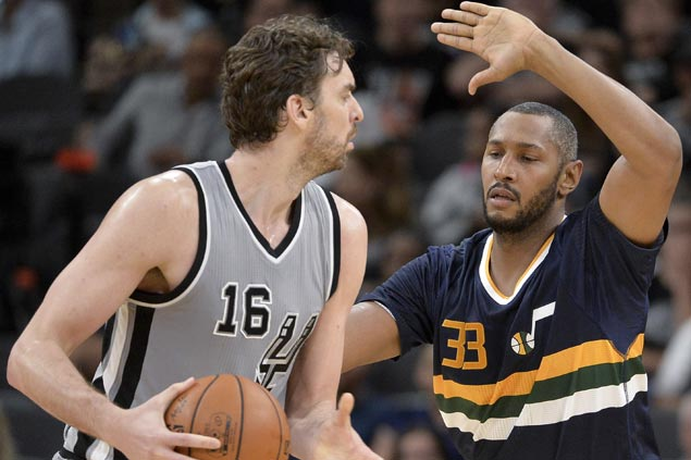 Spurs overcome Jazz to get a new win run going after bowing to Warriors