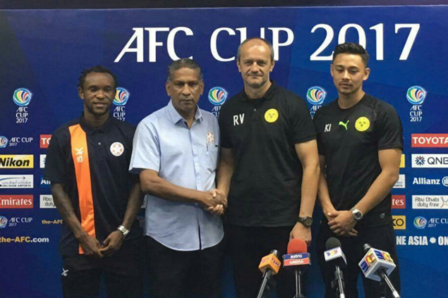 Ceres FC looking to regain top form in AFC Cup away match vs Malaysian side Felda