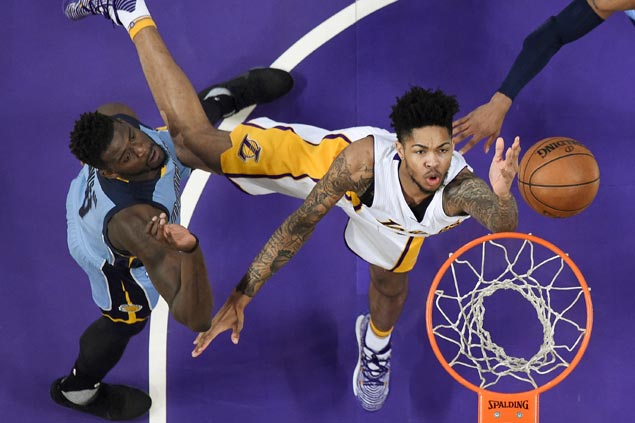 Brandon Ingram the only 'untouchable' in LA Lakers roster, says Magic Johnson