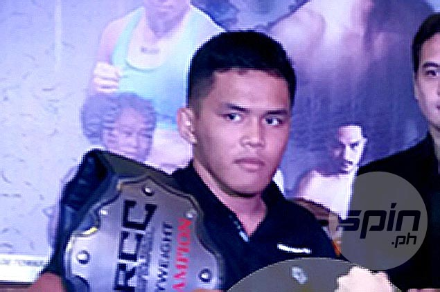 UFC signs Filipino fighter CJ de Tomas to face Japanese prospect in Singapore fight card