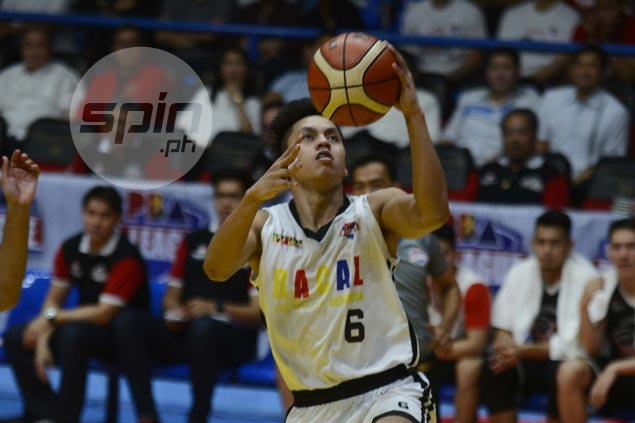 Racal Ceramica gets back at Cignal to force decider in Aspirants Cup title series