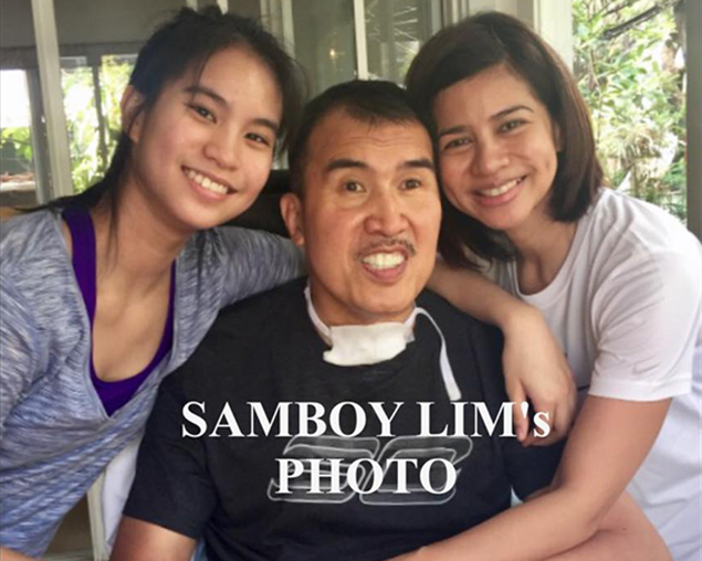 Emotional homecoming for 'Skywalker' Samboy Lim on the occasion of his 55th birthday