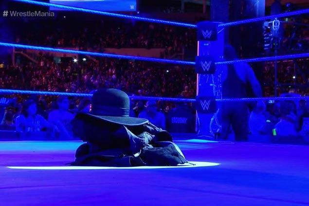 Dead Man done? Undertaker signals retirement after brutal loss to Roman Reigns at Wrestlemania