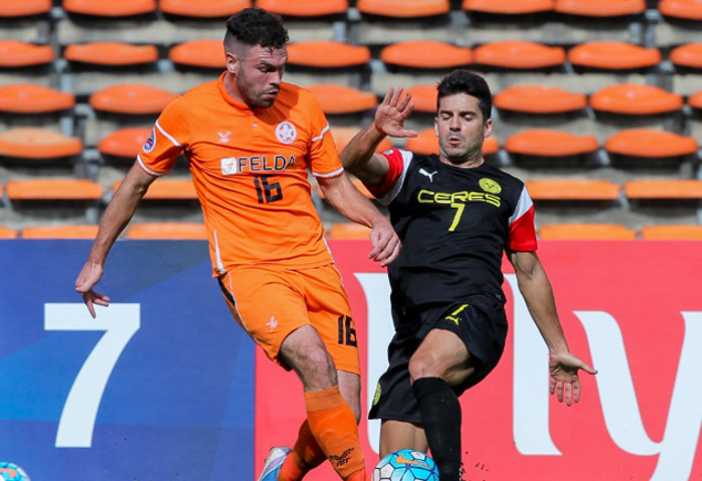 Ceres Negros FC's AFC Cup campaign dealt blow with three-goal away loss to Felda FC