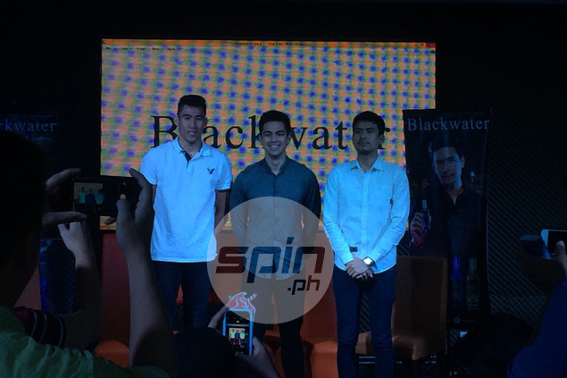 PBA rising star Mac Belo wades into uncharted waters as Blackwater endorser