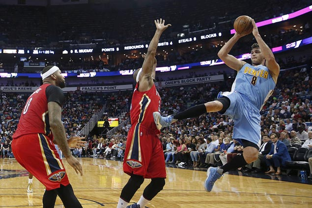 Nuggets pounce on Pelicans late blunders to escape with thrilling win, keep playoff hopes alive