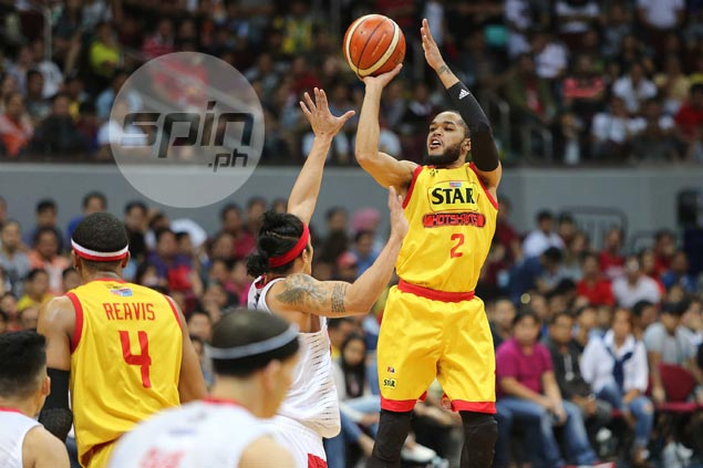 Justin Melton joins Pingris on sidelines, out 2-3 weeks with hamstring injury