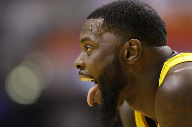 Lance Stephenson apologizes after 'classless' garbage-time basket mars Pacers win