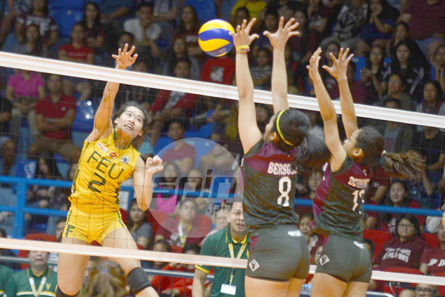 FEU Lady Tamaraws slam door on UP, secure place in Final Four