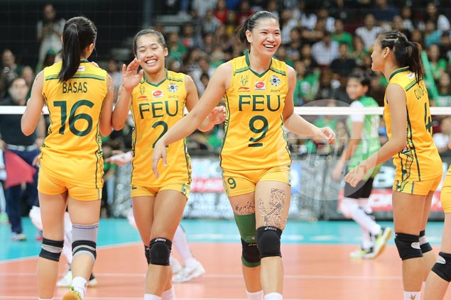 Remy Palma having fun, soaking it all in as she enters final stretch of FEU career