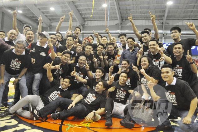 After championship double last season, Cignal Hawkeyes go on leave from D-League