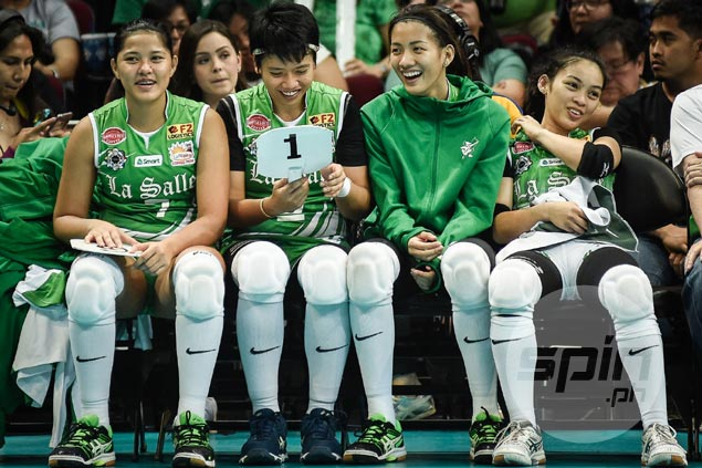 Kim Dy says vengeful Lady Spikers all fired up to wrest top spot from Lady Eagles