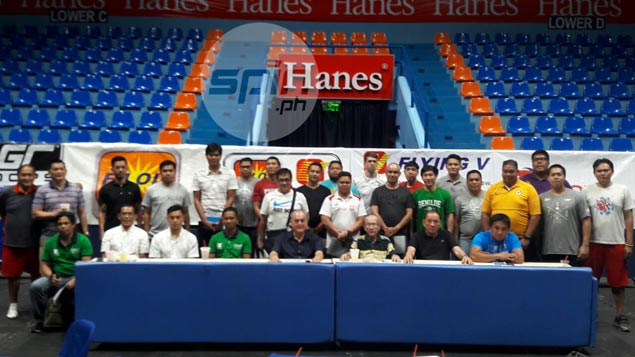 All UAAP, NCAA teams accounted for in annual Filoil Flying V preseason tournament