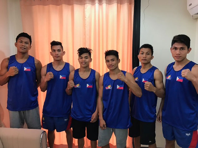 Joel Bacho averts PH team shutout in quarterfinals of Thailand boxing tournament