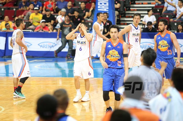 Woeful NLEX season gets even worse after blowing 29-point lead, losing to TNT in overtime