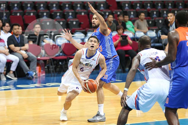 Kevin Alas takes load off under-fire teammate Lanete, insists he issued a 'bad pass'