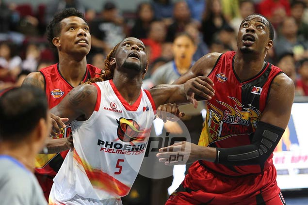 Vanguardia insists import Mckay not the problem, says it's locals who need to step up