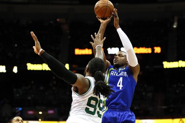 Paul Millsap regains top form as Hawks halt slide with close win vs suddenly skidding Celtics