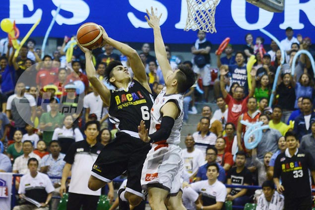 Rey Nambatac seeking Republica Cup tonic after Racal falls short in D-League finals