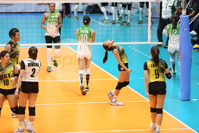 Sisi Rondina brings calm, composure as UST, NU square off for Final Four spot