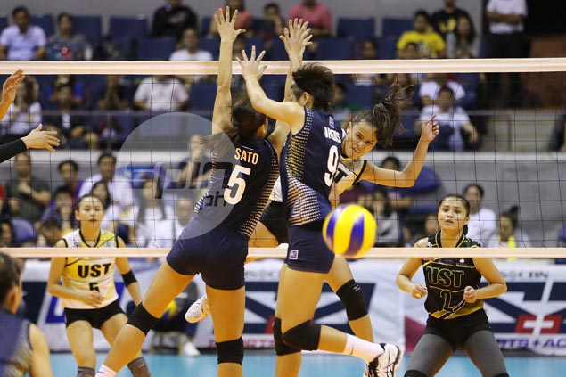 UST will be just as fierce in the UAAP even without EJ Laure, vows Rondina