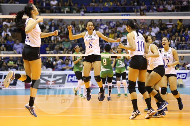 Ateneo unlikely hero Jules Samonte proud to carry out 'rookie duties' even after breakout game