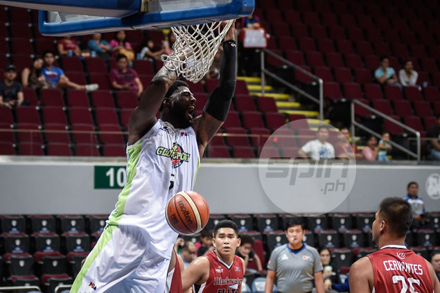 Malcolm White unaware earthquake struck during game, but vows to shake things up for GlobalPort