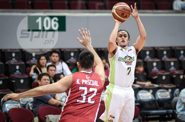 Romeo keeps mum after superb shooting display wasted in another disappointing GlobalPort loss