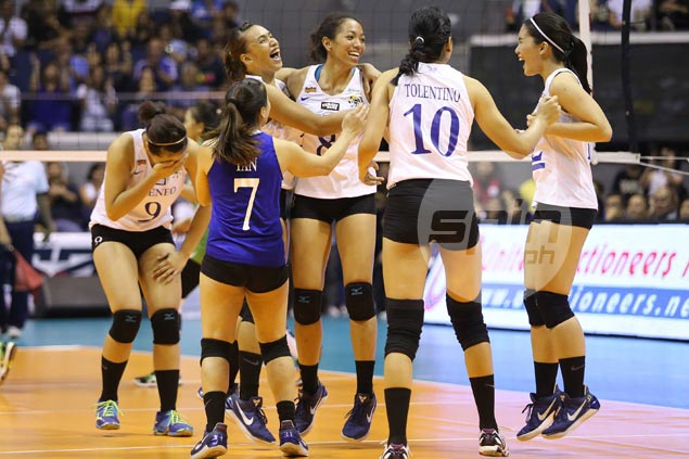 Ateneo star Jia Morado proud to see rookie Jules Samonte deliver at crunch time
