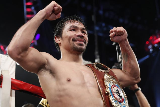 Jeff Horn calls Manny Pacquiao 'cocky' and 'old' as Australia promoters officially announce July 2 fight