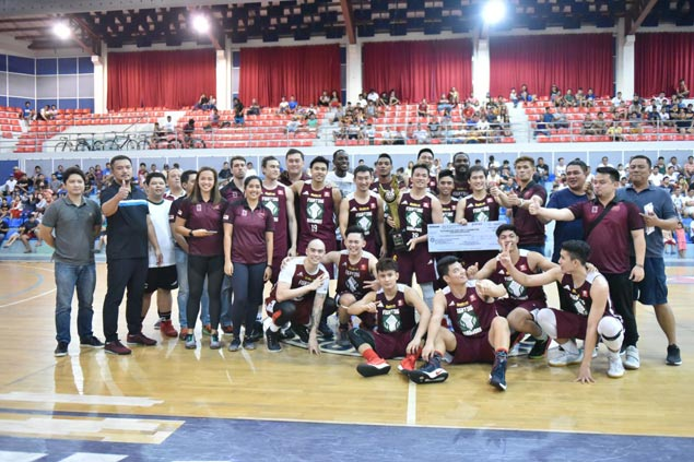 UP Maroons defeat UST Tigers in Bulacan for second offseason title after winning in Davao