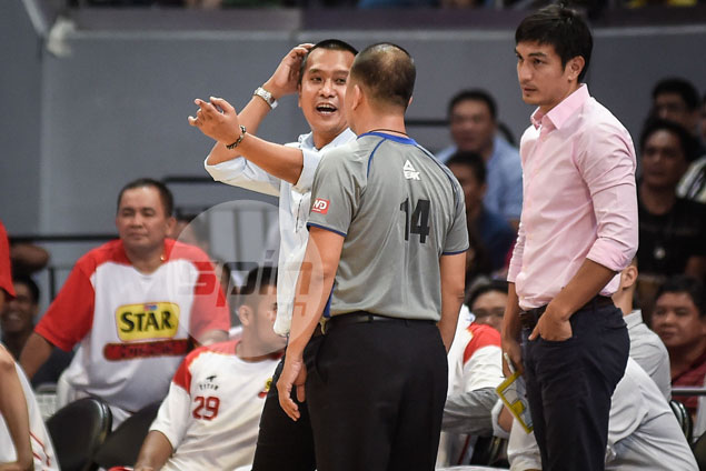Chito Victolero says lessons learned in loss to Ginebra will only make Star better