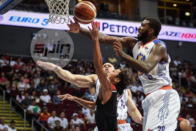 TNT import Donte Greene finally flashes NBA pedigree, but insists best yet to come
