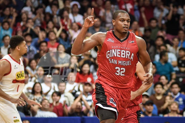 Justin Brownlee says win over Star should erase doubts on Ginebra decision to bring him in