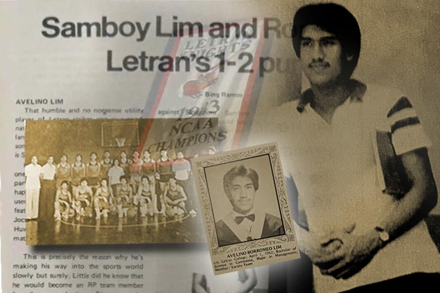 We all know Samboy Lim the 'Skywalker;' Letran profs know him as model student-athlete