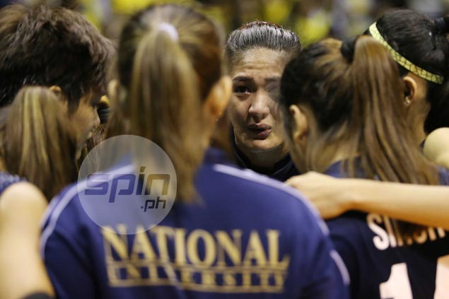 Frustrated Jaja Santiago uncertain on playing final season with NU Lady Bulldogs