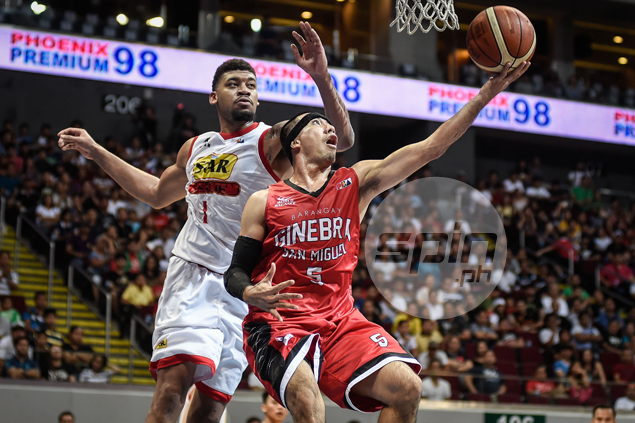 In-form Ginebra guard LA Tenorio gets nod as PBA Player of the Week