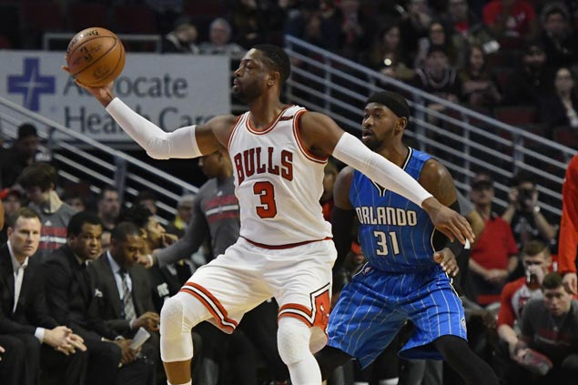 Bulls stay on track for playoffs with 47-point drubbing of Magic