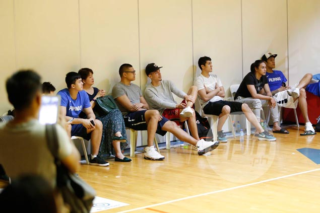 Terrence Romeo, six others excused from Gilas practice