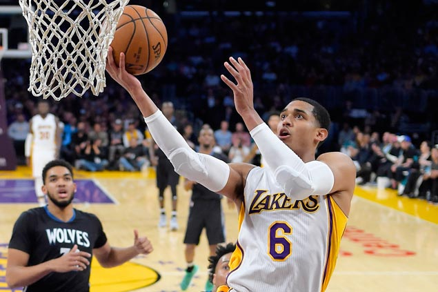 Jordan Clarkson vows to make Gilas stint happen, but it's easier said than done