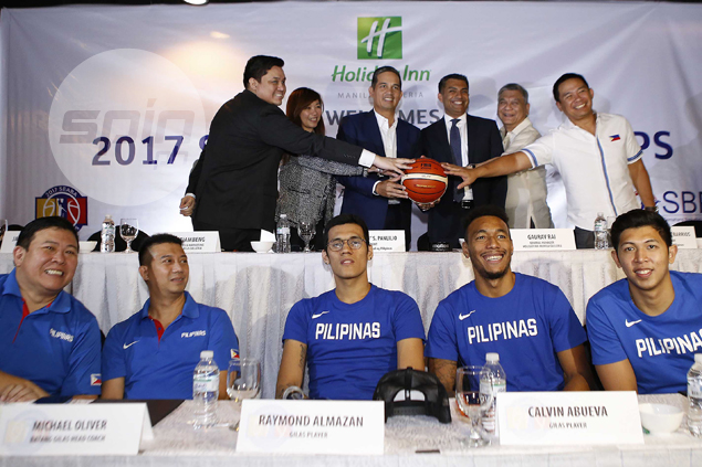 Chot Reyes to name 12-man Gilas roster for Seaba championships on April 28